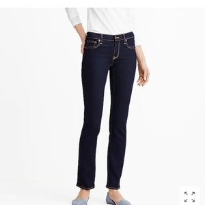 J.Crew Straight & Narrow Jean- Brand New With Tags